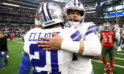 What did the Dallas Cowboys Receive for Christmas in 2018? 1