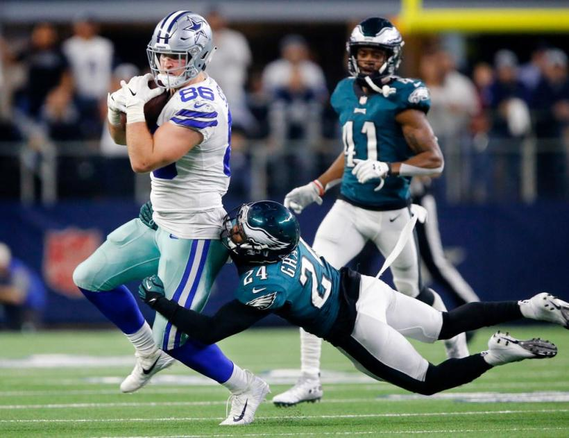 In Swaim's Absence And Among Witten Rumors, Jarwin And Schultz Shine