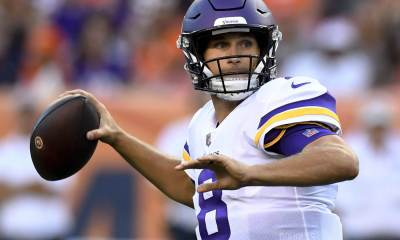 Potential Playoff Preview: Kirk Cousins, Vikings Come to Town for Wild Card Round