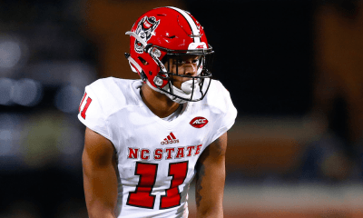Cowboys Draft Target: North Carolina State WR Jakobi Myers