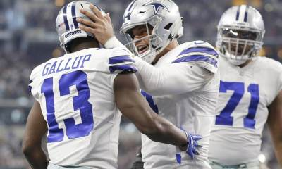 Michael Gallup Finishes Rookie Season Strong, Has Bright Future Ahead