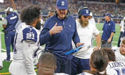 Dallas Cowboys Re-Sign OL Coach Marc Colombo Through 2019