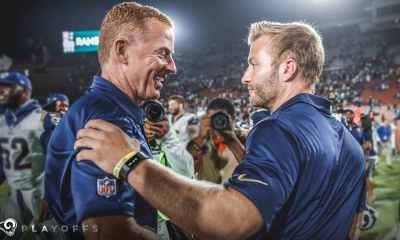 "Rams DC Phillips: ""Jason Garrett Has Done A Tremendous Job with Cowboys"""