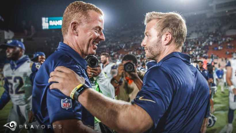 "Rams DC Phillips: ""Jason Garrett Has Done A Tremendous Job with Cowboys"""