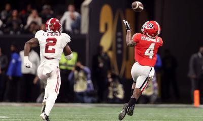 Cowboys Draft Target: Georgia Bulldogs WR Mecole Hardman