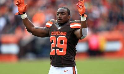 Should Cowboys Try to Pry RB Duke Johnson Away From Cleveland?