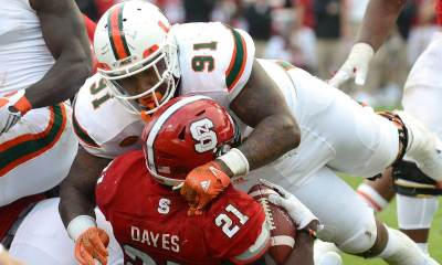 Cowboys Draft Target: Miami DL Gerald Willis