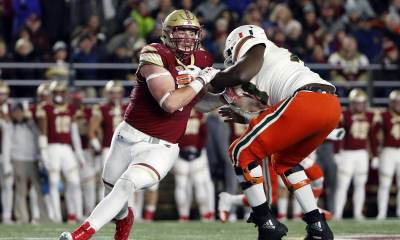 Cowboys Draft Target: Boston College DE/DT Zach Allen