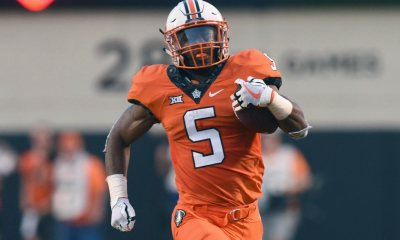 Cowboys Draft Target: Oklahoma State RB Justice Hill