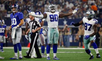 DeMarcus Lawrence Has the Leverage in Cowboys Contract Talks