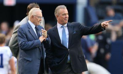 Jerry Jones, Stephen Jones