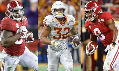 Potential RB Prospects Dallas Cowboys Could Target in Each Round