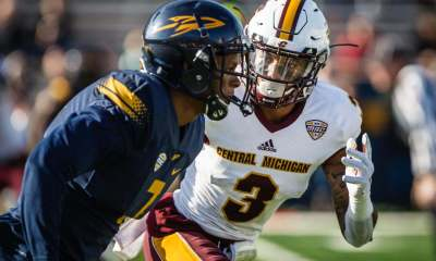 Cowboys Draft Target: Central Michigan CB Sean Bunting