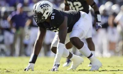 Cowboys Draft Target: TCU DL LJ Collier
