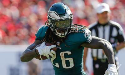 Why Cowboys Should Consider Signing RB Jay Ajayi a Top Priority