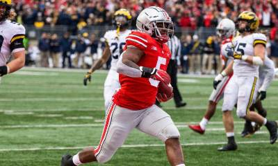 Running Back Mike Weber Named Cowboys' Best Value Pick