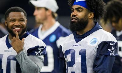 Plan B Options for Cowboys if Ezekiel Elliott Holds Out