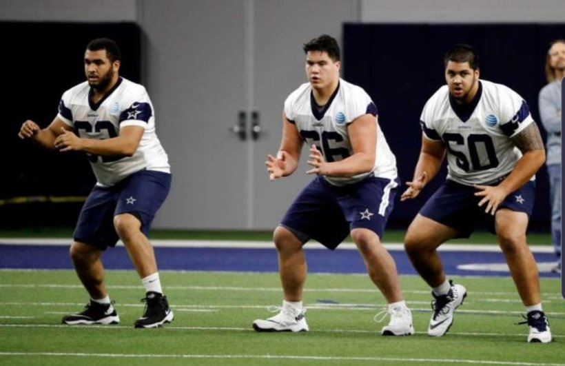 Position Flex of Connor Williams, Connor McGovern Gives the Cowboys Options 1