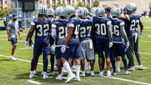 Dallas Cowboys Position Totals 4