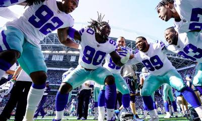 Dallas Cowboys Defensive Line Looking Absolutely Stacked