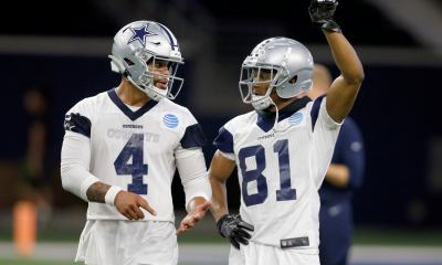 Cowboys Nation Mailbag: Breaking Down the CB and WR Depth Chart