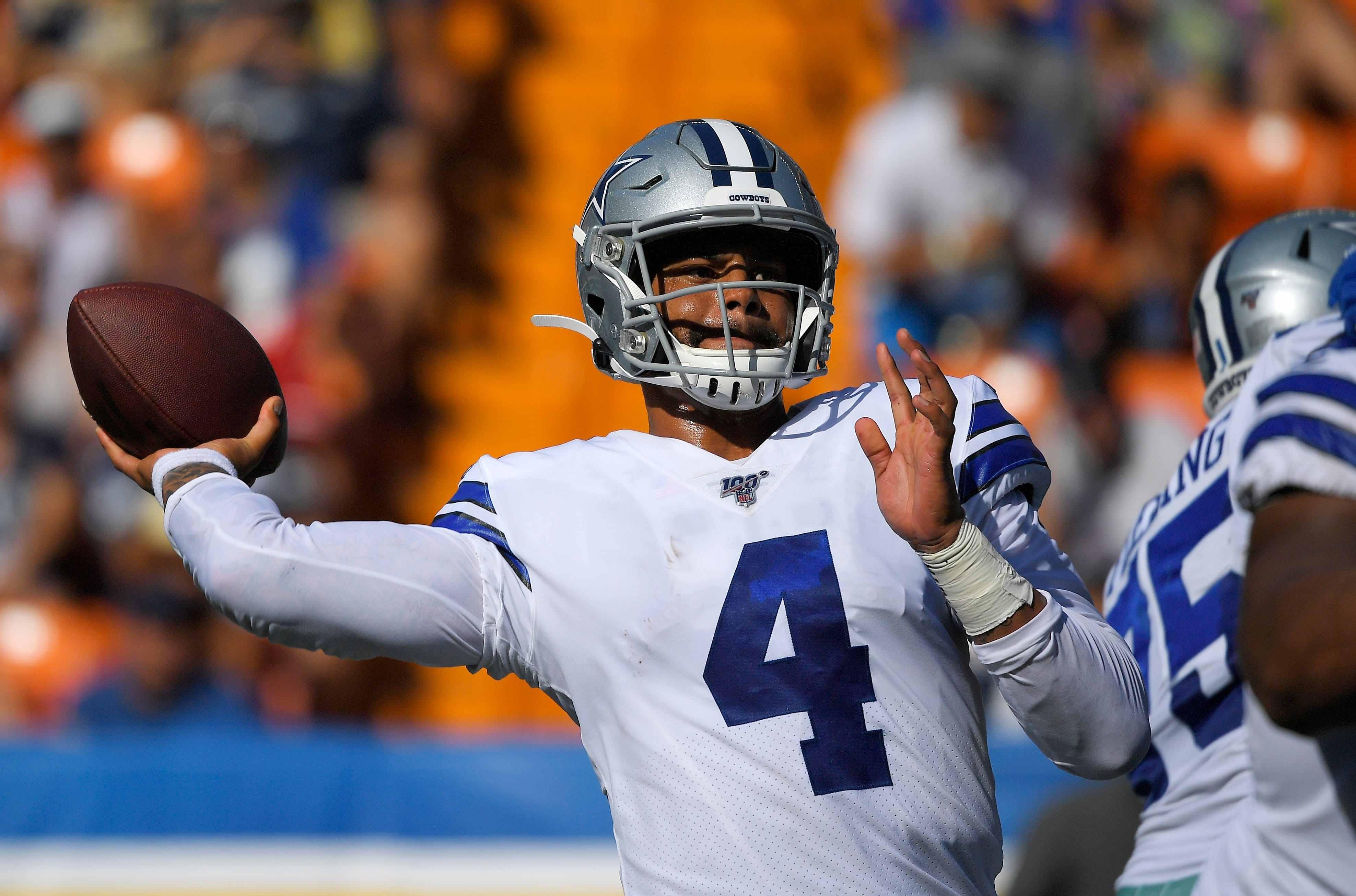 Projecting the Dallas Cowboys' 2019 Fantasy Value ✭