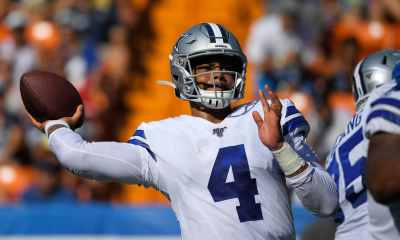 Cowboys Quarterback Dak Prescott Looks Primed for Greatness in 2019 1