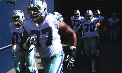 Cowboys Cautiously Monitoring Offensive Line Injuries