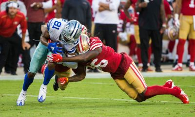 Cowboys WR Jon'Vea Johnson's Stock Drops After Preseason Opener