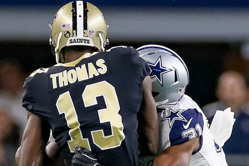 Michael Thomas, Byron Jones