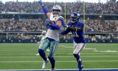 Jason Witten, Giants