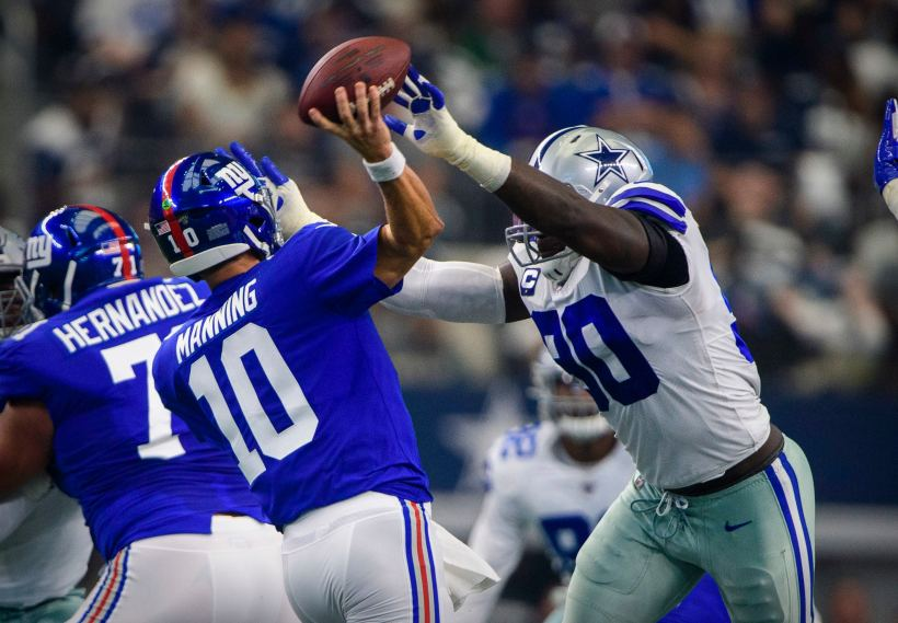 Cowboys' Defense Effective Despite Giving up Empty Yards