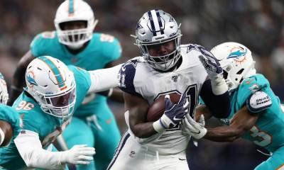 DAL 24, MIA 6: Cowboys Start Sloppy, Finish Strong To Improve To 3-0
