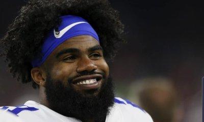 Report: Cowboys, Ezekiel Elliott Agree in Principle on Contract Extension