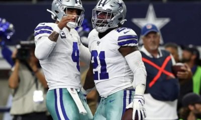 Dak Prescott, Ezekiel Elliott Have a History of Playing Well Against the Redskins