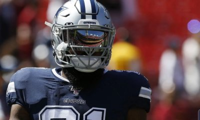 Ezekiel Elliott Quietly Having Best Start of His Career