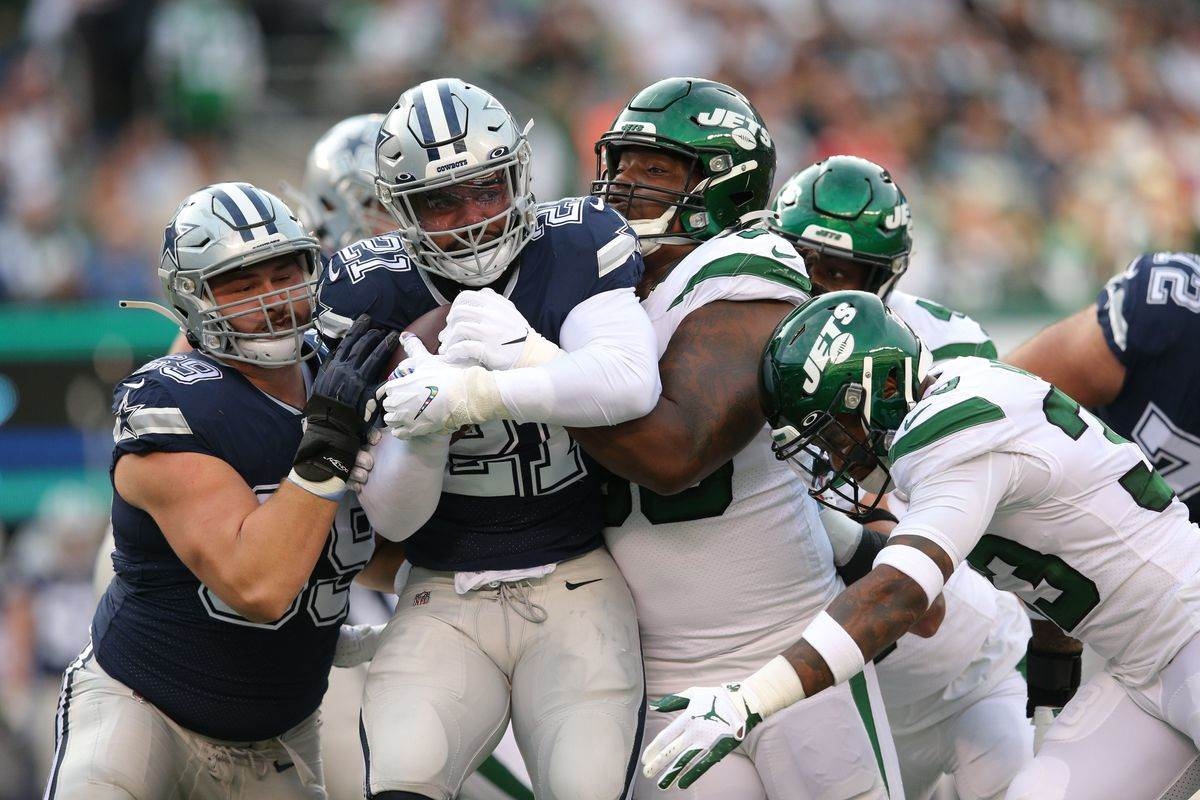 10 numbers to digest before Dallas Cowboys host Philadelphia Eagles