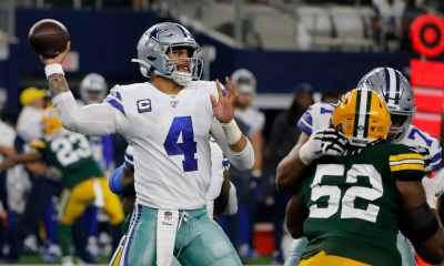 At 3-2, Cowboys Playoff Odds Tighten Up, but Hope Persists