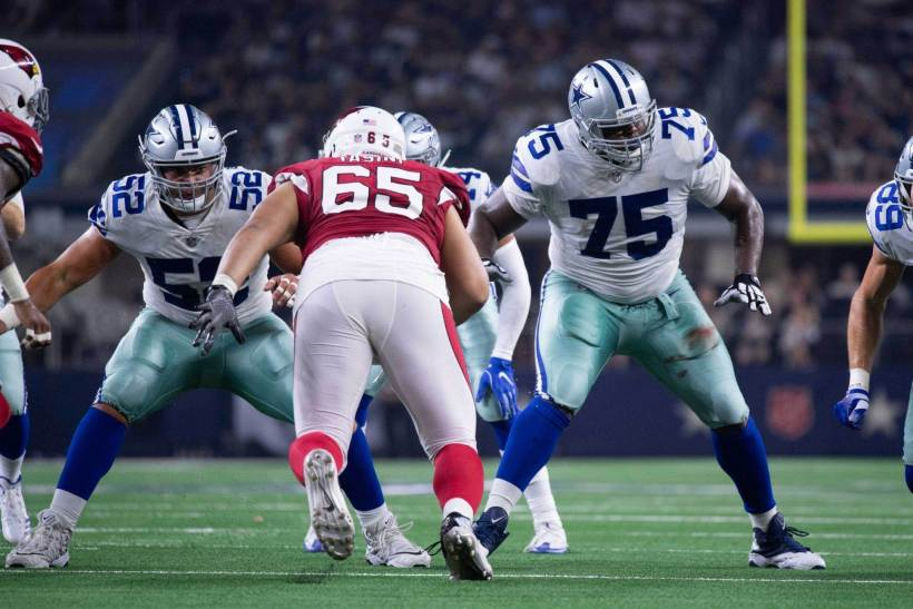Cameron Fleming an Important Player for Cowboys vs Packers