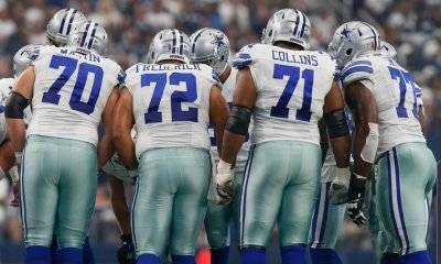 Cowboys Offensive Line has Been Back to Form the Last 3 Weeks