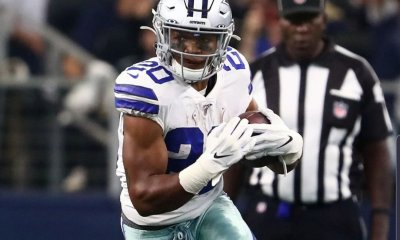 Rookie Tony Pollard has Become the Forgotten Man in the Cowboys Offense