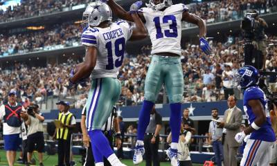 The Duo of Amari Cooper, Michael Gallup Continues to Show Elite Potential
