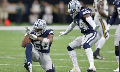Robert Quinn Continues Impressive Start to Cowboys Career