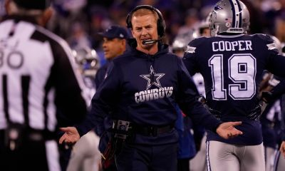 Vikings Loss Could be the Final Nail in Jason Garrett's Coffin