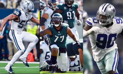 Cowboys Pass Rushing Trio Excellent Against Single Blocker 1