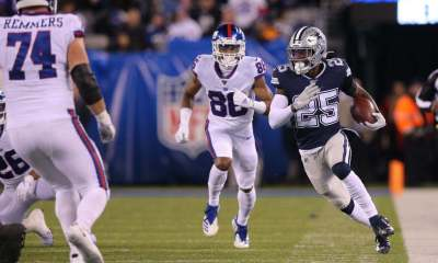 Xavier Woods' Big Game Helps Ignite Dallas Cowboys Victory