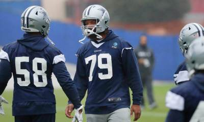 Cowboys Wishlist: Michael Bennett Plays at Defensive Tackle