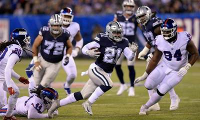 Takeaway Tuesday: Ezekiel Elliott Continues to Play Lights Out