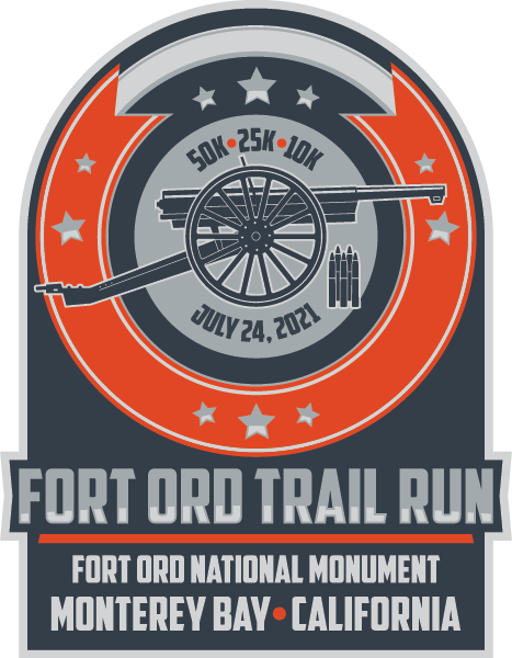 Fort Ord Trail Run on July 24, 2021