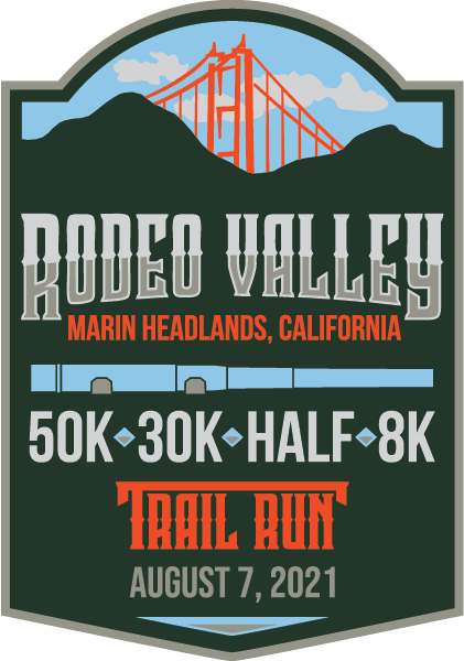 Rodeo Valley Trail Run on August 7, 2021
